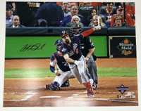 "ANTHONY RENDON Autographed Washington Nationals World Series 16"" x 20"" Photograph FANATICS"