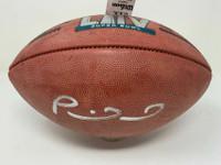 PATRICK MAHOMES Kansas City Chiefs Autographed Super Bowl LIV Pro Football FANATICS