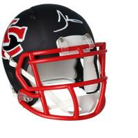 TYREEK HILL Autographed Kansas City Chiefs AMP Speed Mini Helmet FANATICS