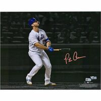 PETE ALONSO Autographed New York Mets HR #53 Spotlight Photograph FANATICS