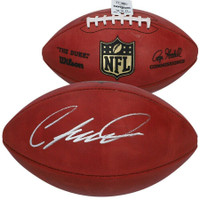 CEEDEE LAMB Autographed Duke Pro Official Authentic Football FANATICS