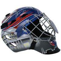 ILYA SAMSONOV Autographed Washington Capitals Full Size Goalie Mask FANATICS