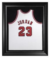 """MICHAEL JORDAN Autographed Chicago Bulls """"2009 HOF"""" Authentic White Jersey UDA LE 39/123"""