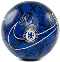 CHRISTIAN PULISIC Autographed Chelsea FC Prestige Soccer Ball PANINI