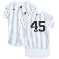 GERRIT COLE Autographed New York Yankees Authentic Home Jersey FANATICS