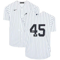 GERRIT COLE Autographed New York Yankees Home Jersey FANATICS