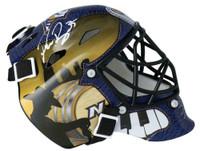 PEKKA RINNE Autographed Nashville Predators Mini Goalie Mask FANATICS