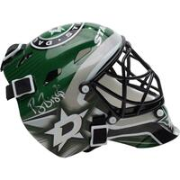 BEN BISHOP Autographed Dallas Stars Mini Goalie Mask FANATICS