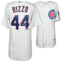 ANTHONY RIZZO Autographed Chicago Cubs Authentic Home Jersey FANATICS