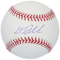 DJ LEMAHIEU Autographed New York Yankees Official Baseball FANATICS