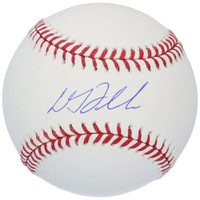 DJ LEMAHIEU Autographed New York Yankees Official Baseball FANATICS