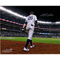 "DJ LEMAHIEU Autographed New York Yankees 16"" x 20"" Photograph FANATICS"