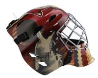 DARCY KUEMPER Autographed Arizona Coyotes Full Size Goalie Mask FANATICS