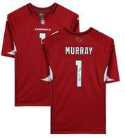 """KYLER MURRAY Autographed """"19 ROY"""" Arizona Cardinals Red Nike Game Jersey FANATICS"""