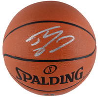 SHAQUILLE O'NEAL Autographed Los Angeles Lakers Spalding Basketball FANATICS