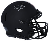 NICK BOSA Autographed Ohio State Buckeyes Authentic Speed Eclipse Helmet FANATICS