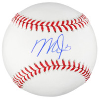 MIKE TROUT Los Angeles Angels Autographed Official MLB Baseball MLB AUTHENTICATED