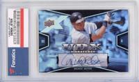 DEREK JETER Autographed New York Yankees 2008 UD Card