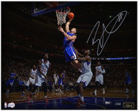 "BLAKE GRIFFIN Signed ""Poetry In Motion"" 16x20 Photograph PANINI LE 32"