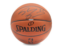 SHAQUILLE O'NEAL SIGNED REPLICA BASKETBALL