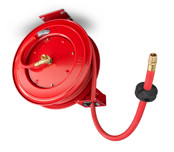 1/2 in. x 50 ft. Retractable Air Hose Reel