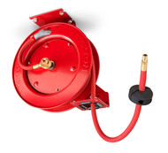 25 ft. x 3/8 in. Retractable Air Hose Reel