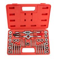 39-pc. Tap and Die Set (Metric)