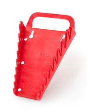 9-Tool Store and Go Wrench Keeper (Red)