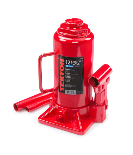 12 Ton Hydraulic Bottle Jack
