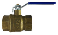 Lead Free Italian Ball Valves CSA