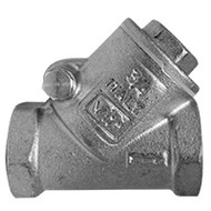 Y-Pattern Swing check valve BRS