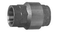 Brass In-Line Check Valve NBR
