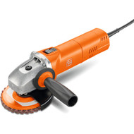 "5"" Compact Angle Grinder, 1,500 Watt Variable Speed (599-WSG-15-70INOX)"