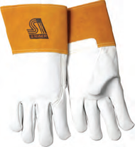 Pearl Grain Goat Unlined TIG Glove