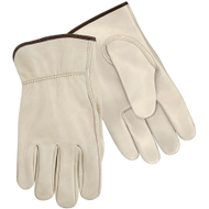 Top Grain Cowhide Unlined Drivers Glove