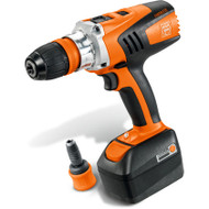 Fein 14.4V Quick Chuck 4-speed cordless drill/driver