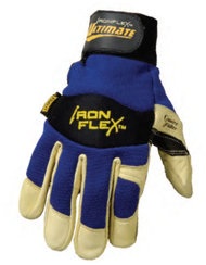 Ultimate Grain Goat Ironflex Work Glove