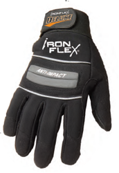 Deluxe Synthetic Leather Ironflex Work Glove