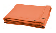 OrangeGlass Orange Uncoated Welding Rolls and Blankets