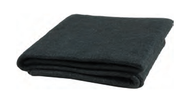 Velvet Shield Black Carbonized Fiber Welding Rolls and Blankets (16 OZ & 24 OZ)