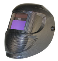 ArcOne® Carbon Fiber Carrera Welding Hood with 2500V Filter (590-2500V-0110)