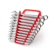 11-pc. Polished Combination Wrench Set (8-19 mm)