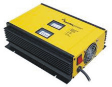 Fully automatic, 12 Volt, 3-stage, 80 amp battery charger.