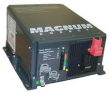 The Magnum RD1824 fan-cooled 24 Volt Inverter/Charger produces up to 1800 Watt continuous and up to a 4000 Watt surge.