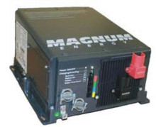 The Magnum RD2212 fan-cooled 12 Volt Inverter/Charger produces up to 2200 Watt continuous and up to a 3700 Watt surge.