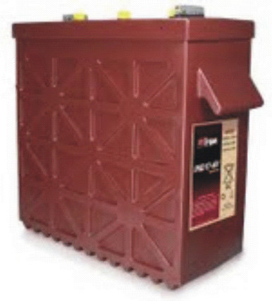 The IND17-6V wet-cell battery is perfect for a medium to large solar system. *Price includes core charge.