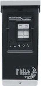 The Midnite Solar MNPV3 Combiner Box is the perfect answer for an off-grid cabin with a small solar system.