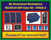 M2340-24 EXP Solar Kit - STAGE A