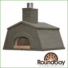 Roundboy Grey Slate Outdoor Oven