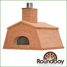Roundboy Terra Cotta Outdoor Oven